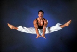 Van Damme at the peak of his powers